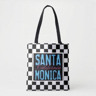 Santa Monica Califórnia BCF Bolsa Tote