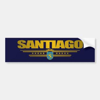 Santiago Adesivo Para Carro