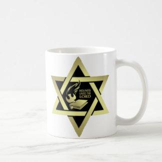 Santidade até o senhor caneca de café