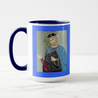 SANTO EDWARD a caneca do Confessor