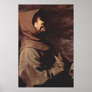 Santo Francisco de Assis Pôster