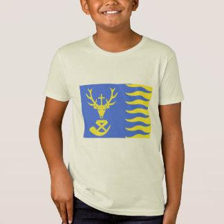 Santo-Hubert, bandeira de Bélgica, Bélgica Camiseta