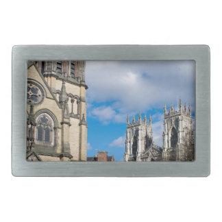 Santo Wilfrids e Minster. de York