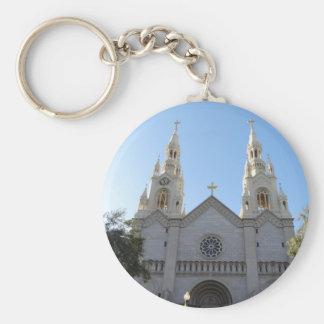 Santos Peter & chaveiro da igreja de Paul
