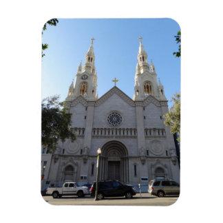 Santos Peter & ímã da foto da igreja de Paul