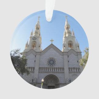 Santos Peter & ornamento da igreja de Paul