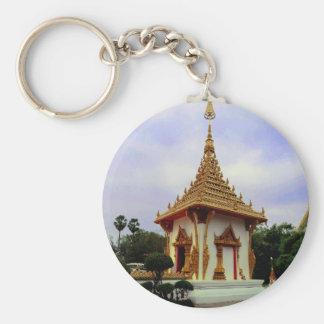 Santuário 9 no andar Stupa, Khon Kaen Chaveiro