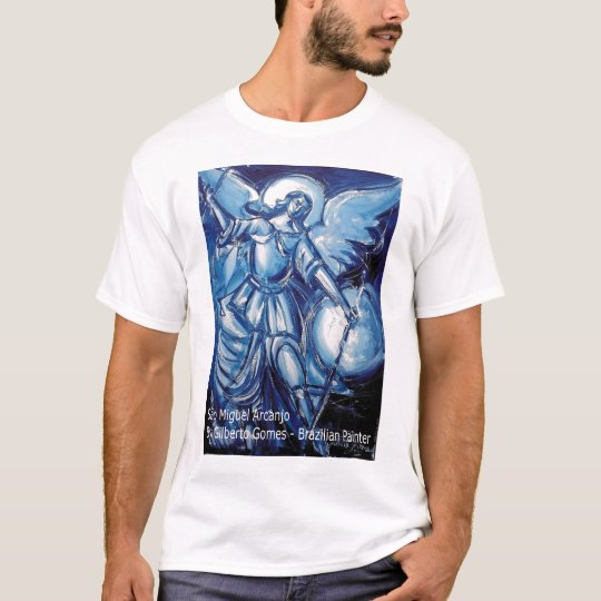 São Miguel Arcanjo Camiseta
