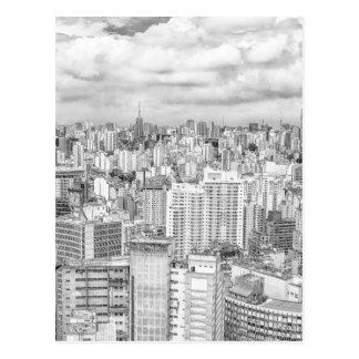 Sao Paulo, Brasil Cartão Postal