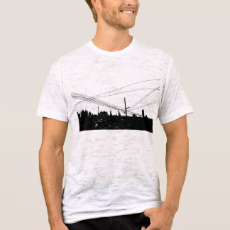 São Paulo Skyline III Camiseta