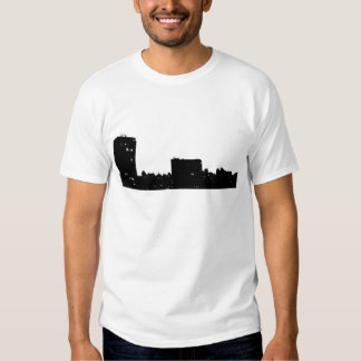 São Paulo Skyline T-shirts