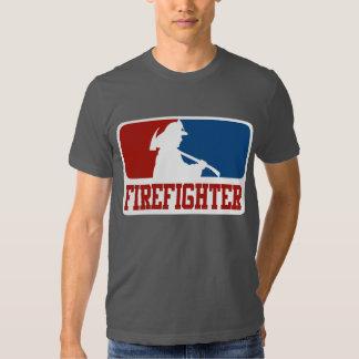 Sapador-bombeiro da liga principal tshirts