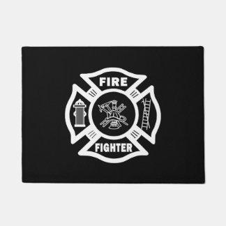 Sapador-bombeiro Tapete