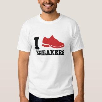 sapatilhas camisetas