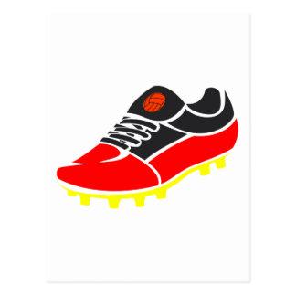 Sapato Alemanha Germany shoe Cartoes Postais