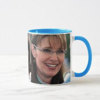 Sarah Palin - caneca das fotografias