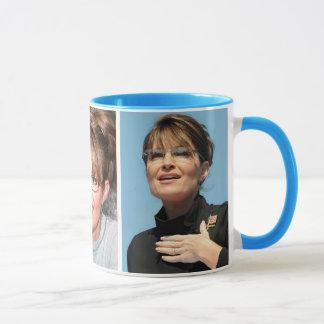 Sarah Palin - canecas da foto