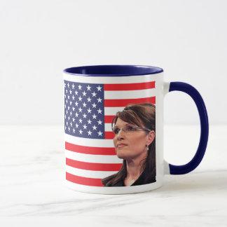 Sarah Palin - canecas do tea party