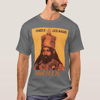Saraiva H.I.M. de Selassie Camiseta
