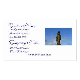 Saraiva Mary Cartão De Visita