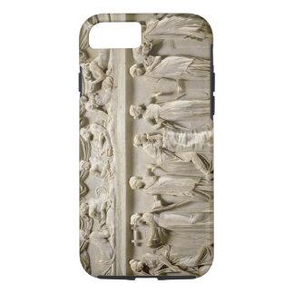 Sarcófago dos musas, romano (mármore) capa iPhone 7
