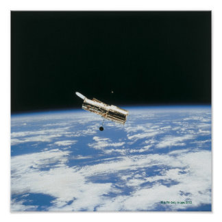 Satélite na órbita 2 poster