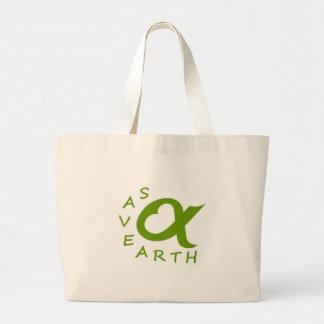 save earth planète bolsa para compras