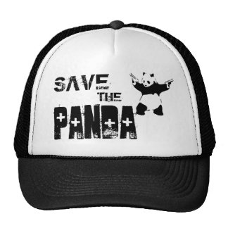 Save the Panda Boné Trucker