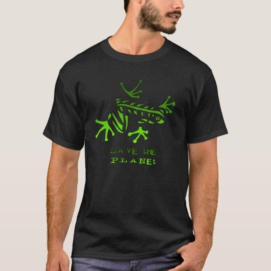 Save the Planet Camiseta