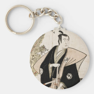 Sawamura Sojuro no papel do chaveiro de Honda