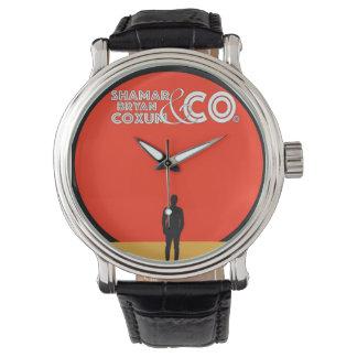 """SBC&Co. X Nolobotamus """"encontra-me"""" relógio"""