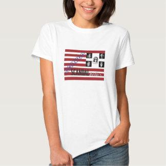 scandalholics unido t-shirt
