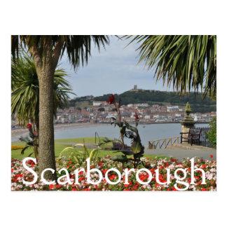 Scarborough quatro, cartão