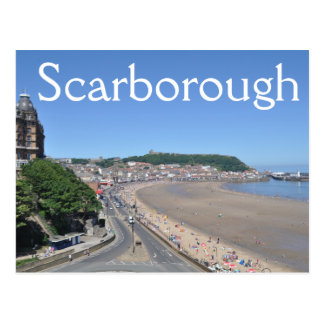 Scarborough um, cartão novo