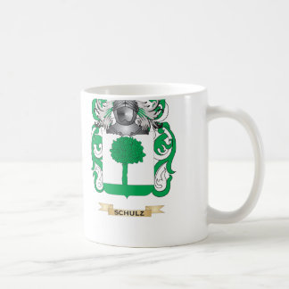 Schulz Coat of Arms (Family Crest) Coffee Mug