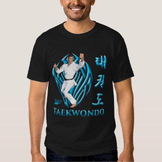 "Scolletta ""Taekwondo"" T Camisetas"