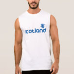 Scotland Camisas Sem Mangas