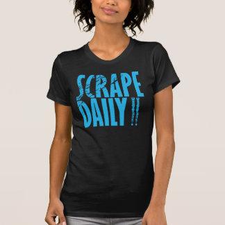 Scrape diário tshirts