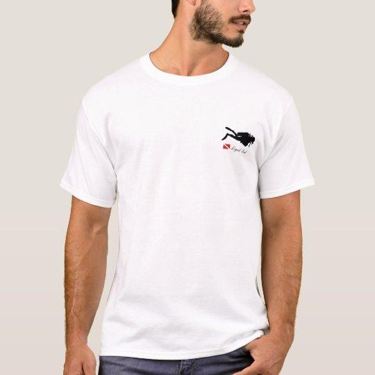 Scuba Diver - T-Shirt Camiseta