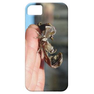 SE do iPhone da foto da borboleta + iPhone 5/5S Capa Para iPhone 5