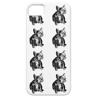 SE do iPhone do filhote de cachorro do buldogue Capas Para iPhone 5