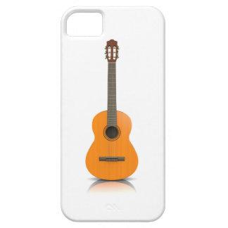 SE do iPhone + guitarra clássica do caso do iPhone Capa Para iPhone 5