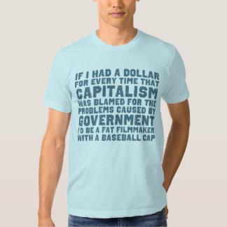 Se eu tive uma camisa do dólar t-shirts