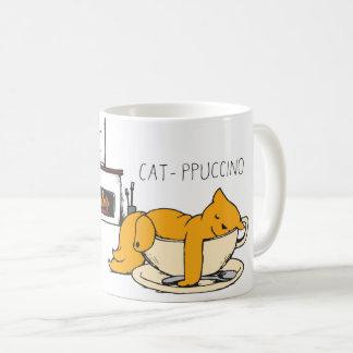 Se os gatos tiveram a caneca de café dos polegares