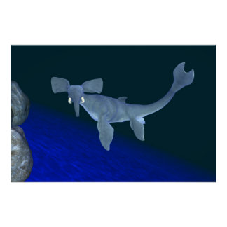Seaphant Poster