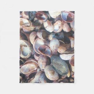 Seashell Cobertor De Velo