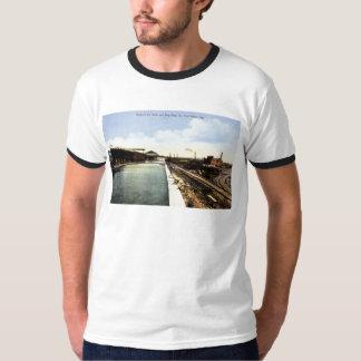 Seca Ocidental Doca e Construção naval Empresa T-shirt