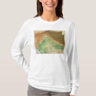 Seção do noroeste de India Camiseta