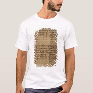 Secundum do nostri J.C. de Passio Domini Camiseta