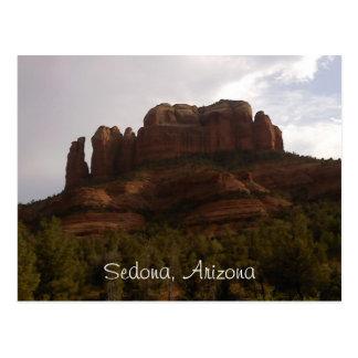 Sedona, cartão da arizona